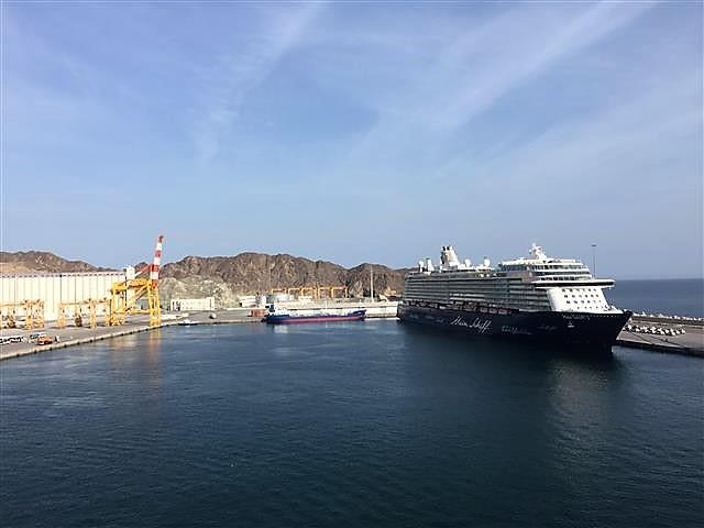Muscat - Oman fővárosa