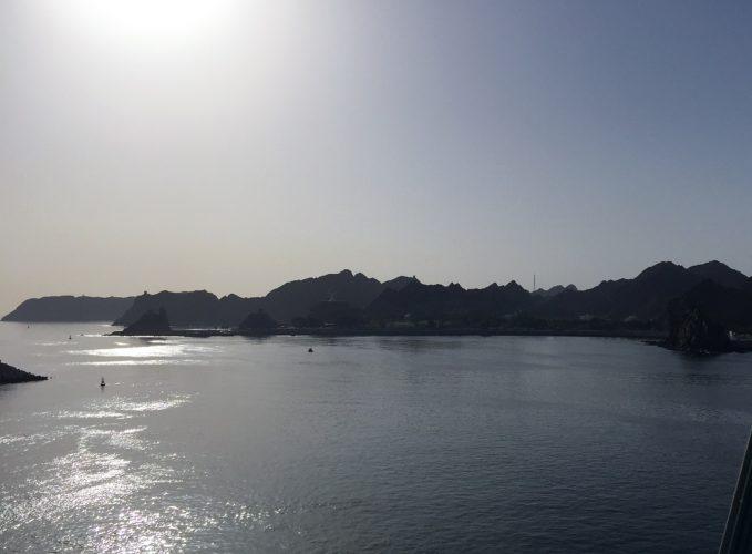 Muscat 2. nap - Oman
