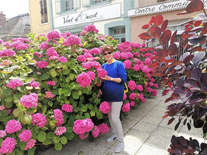La Havre, Étretat, Normandia- Franciaország