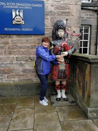 Edinburgh - Skócia fővárosa