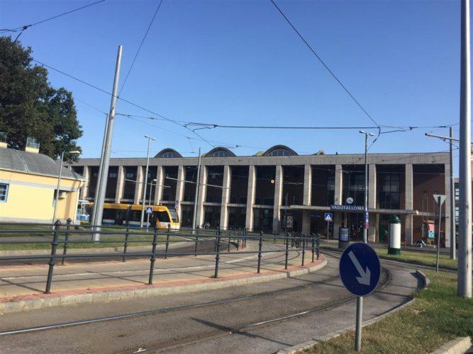 Kezdődik az utazásunk! Debrecen - Budapest