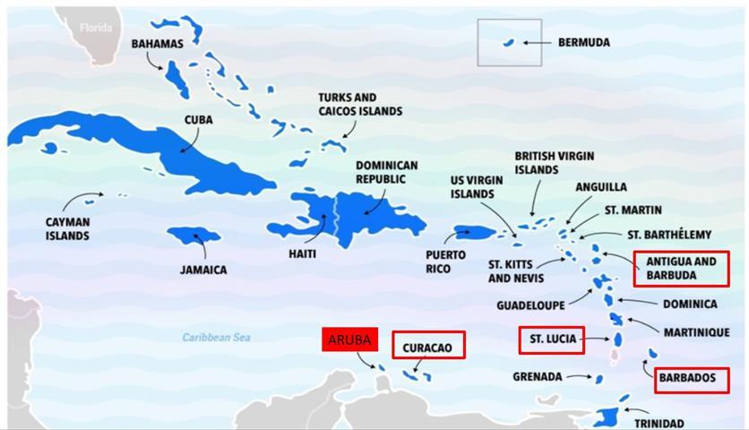 Aruba - a 10. sziget felfedezése