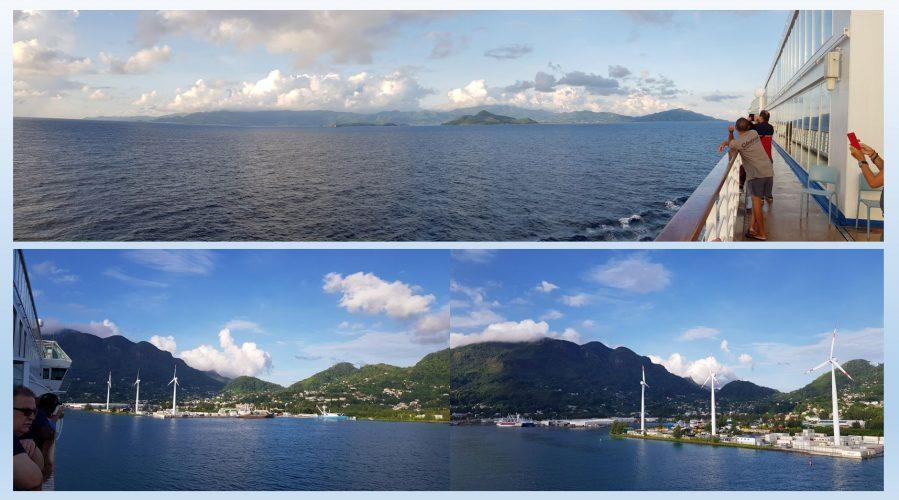 Victoria, a világ legkisebb fővárosa. Seychelle szigetek