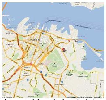Auckland - Új Zéland