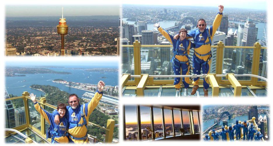 Sydney belvárosa és a Darling Harbour