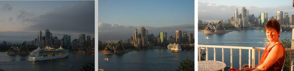 Sydney - séta a környéken